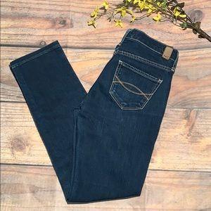 Abercrombie & Fitch Stretch Skinny Jeans 00S